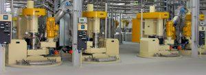 Vordispergieren von Großchargen - 4 x 6000 Liter