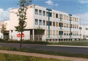 Vollrath - Gebäude und Produktionshallen sowie Technikum und Versuch in Hürth bei Köln
