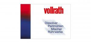 Vollrath Produkte sind Dissolver, Perlmühlen und Mischer / Rührwerke